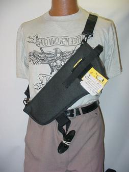 """10"""" Revolver Scoped Bandoleer-Shoulder-Belt Holster With It'"""