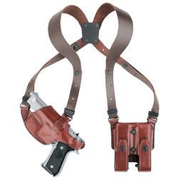 Aker Leather 101 Shoulder Holster Colt 1911 Right Hand Plain