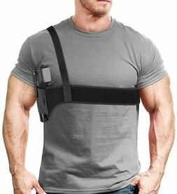 45 inch Right Hand Deep Concealment Shoulder Holster Univers