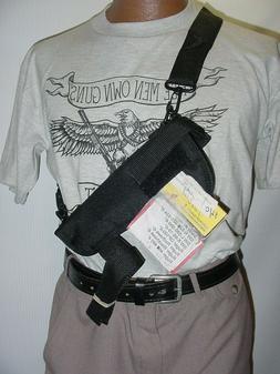 """6"""" Revolver NON Scoped  Bandoleer-Shoulder-Belt Holster With"""