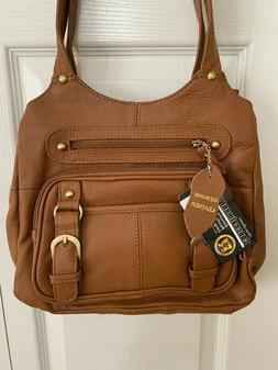 Roma Leathers #7096 RIGHT or LEFT Lock/Key Concealed Carry S