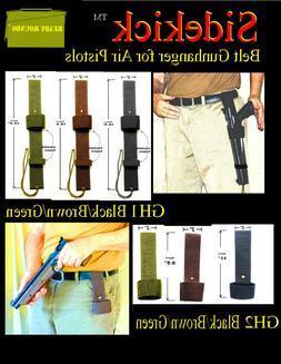 air pistol sidekick belt gunhanger holster crosman
