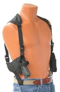 Bersa Thunder 380 Shoulder Holster Double Magazine Pouch Pro