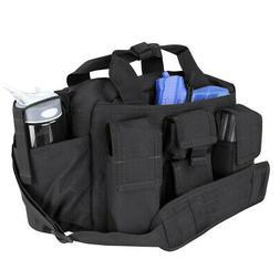 Black Tactical Utility RESPONSE SHOULDER SLING HAND BAG Pist