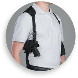 BULLDOG Shoulder Holster With Double Magazine holder for Rug