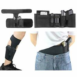 ComfortTac Ultimate Belly Band Holster for Concealed Carry B