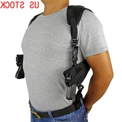 Concealed Carry Double Draw Shoulder Holster Dual Pistol Hol