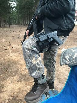 concealed carry shoulder holster harness for glock