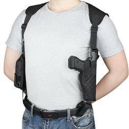 Concealed Shoulder Holster Fits Glock 17,19,19x,20,21,25,31,