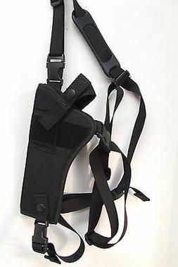 "Crossdraw shoulder holster, Open carry outdorsman,"" 357 & 44"