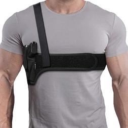 Deep Concealment Shoulder Holster, Universal Underarm Holste
