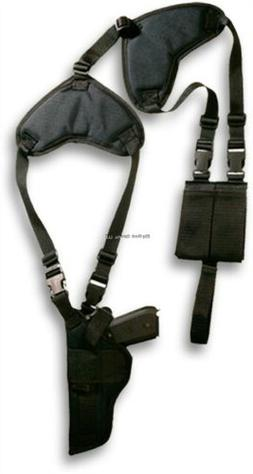 Bulldog Cases Deluxe Shoulder Harness with Holster and AmmPo