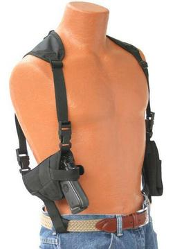 Deluxe Shoulder Holster fits Kimber Micro 9 Protech Horizont