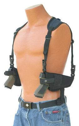 Double shoulder holster For Beretta 92 series 96, 96G 9mm 40