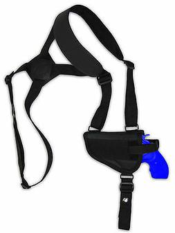 Barsony Gun Concealment Horizontal Shoulder Holster for Taur