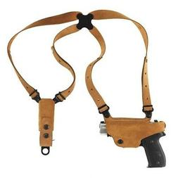 Galco Gunleather Natural Classic Lite Shoulder Holster Syste