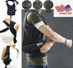 Holster for Gun Left Side Concealed Underarm Shoulder Pistol