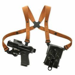 Galco Jackass Rig Shoulder System, Glock 17, Right hand, Pre