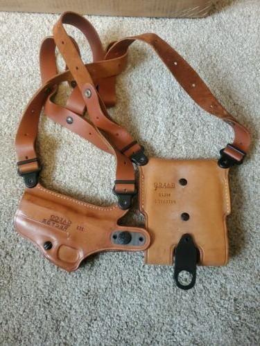 """Galco 1911 3""""-5"""" Holster #545"""