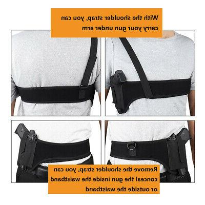 45 inch Right Deep Shoulder Universal Underarm