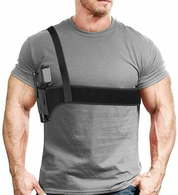 45 inch right hand deep concealment shoulder
