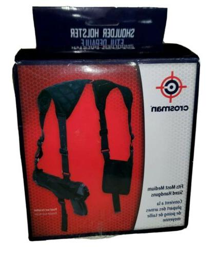 airsoft shoulder holster model cshb new