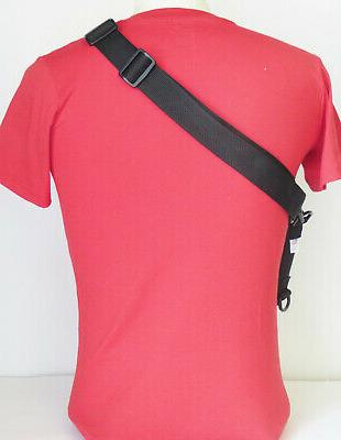"""Bandolier Shoulder Holster for 2""""- 2.5"""" Small Frame"""