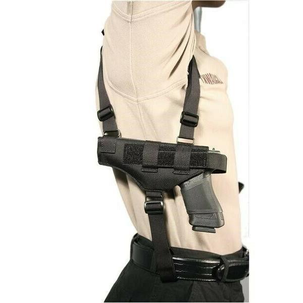 blackhawk nylon ambidextrous shoulder holster discontinued