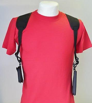cell phone shoulder holster for samsung s8