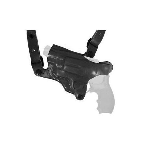 Holster fits Right Hand, Black