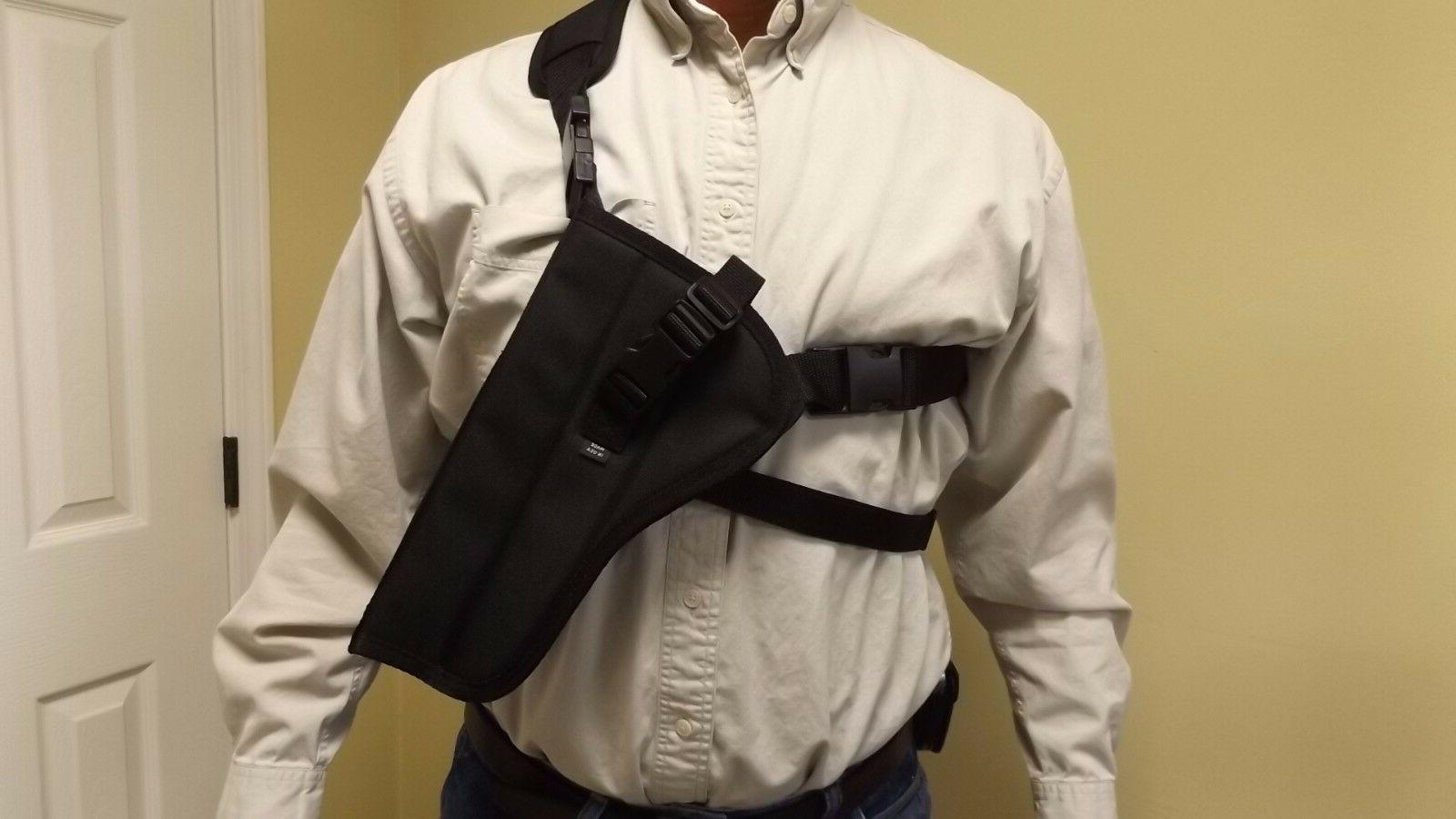 r l chest shoulder holster thompson center