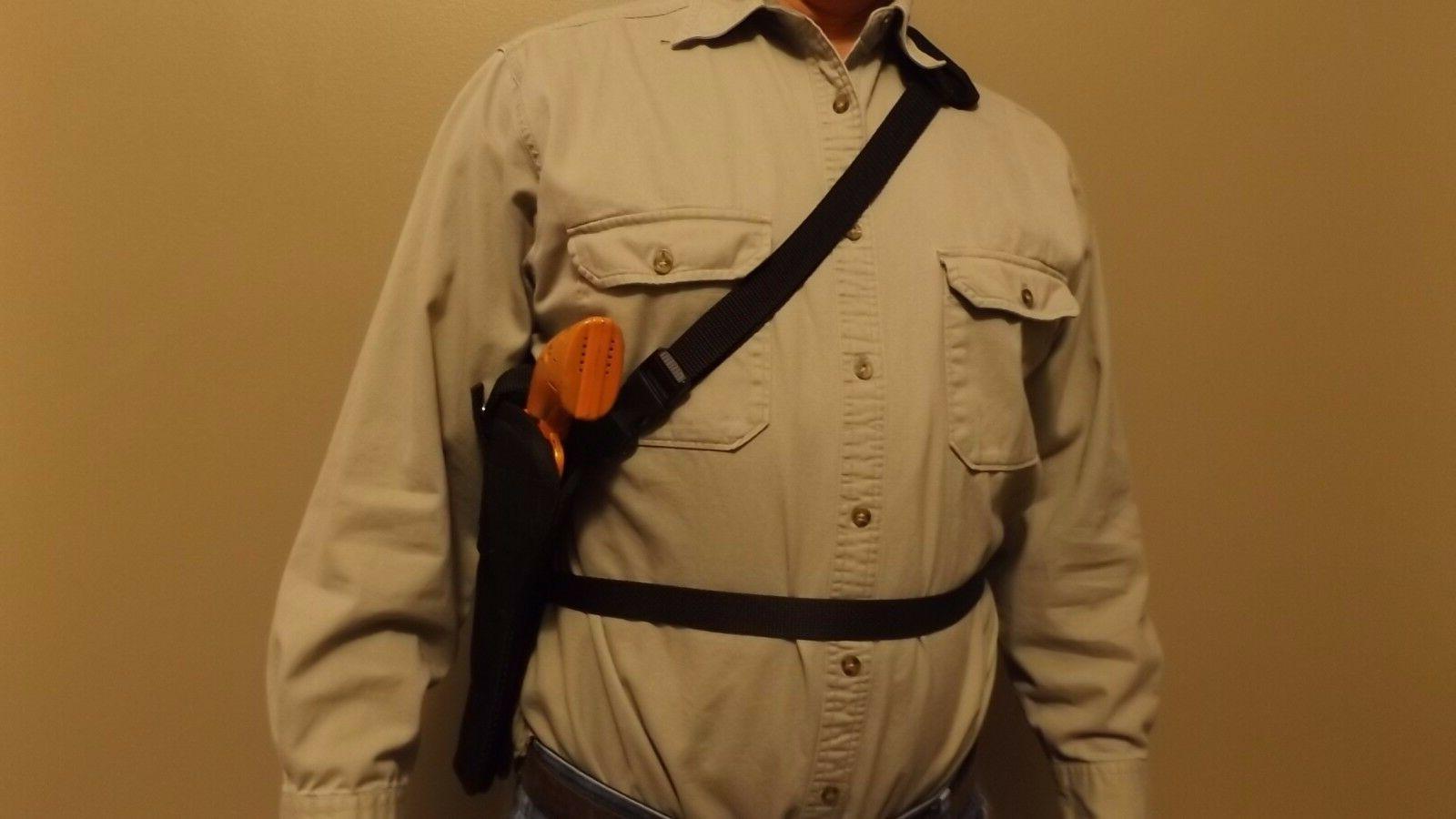 r l chest shoulder holster ruger super
