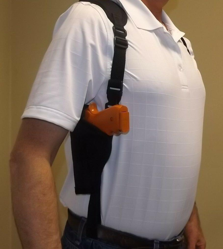 right left shoulder holster ruger lcp taurus