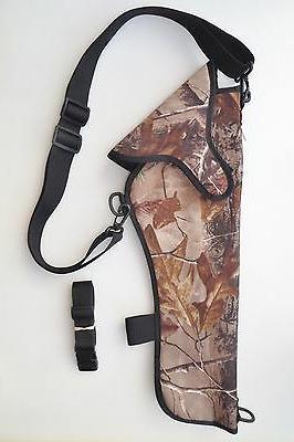 scoped shoulder holster