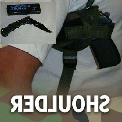 shoulder gun holster bersa thunder 380 camo