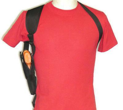vertical shoulder holster fits beretta 92 96