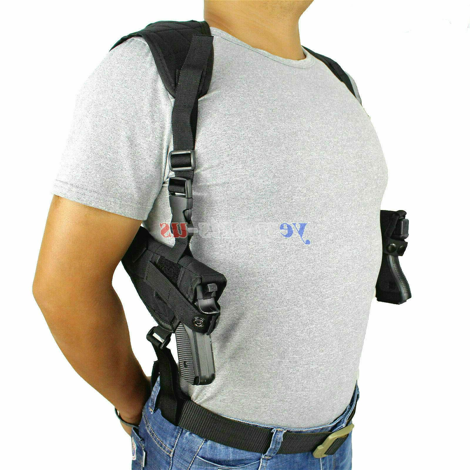 Tactical Double Shoulder Gun Pistol Holster