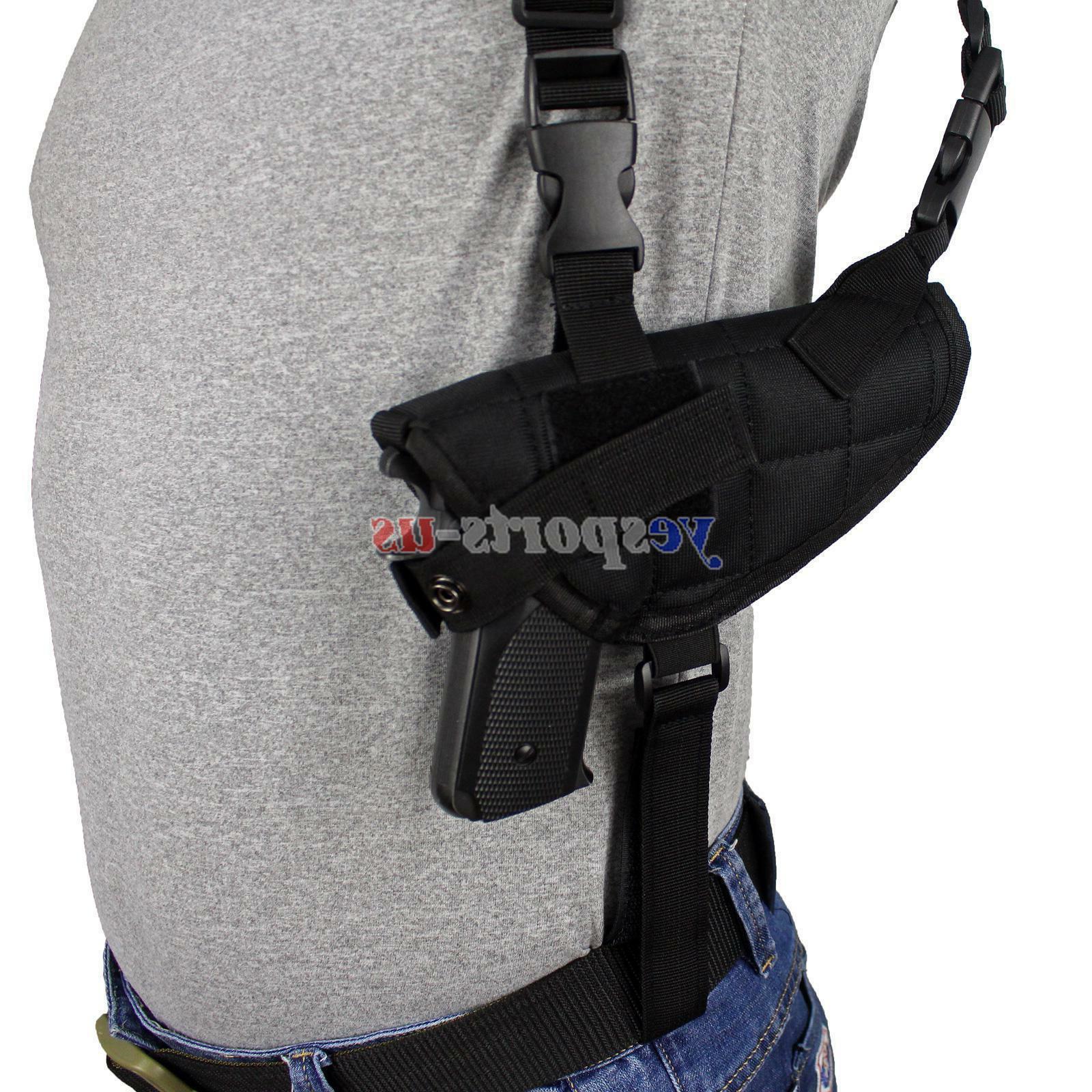Tactical Concealed Carry Shoulder Holster Pistol Holster