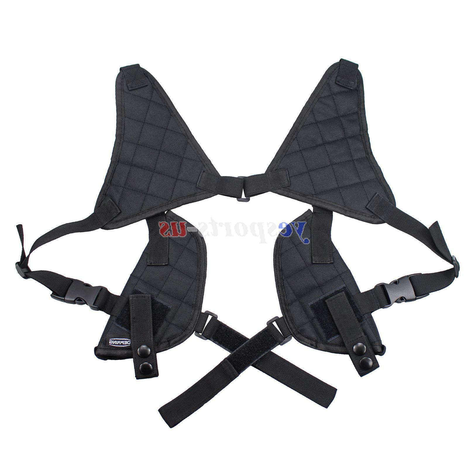 Tactical Carry Shoulder Pistol Holster