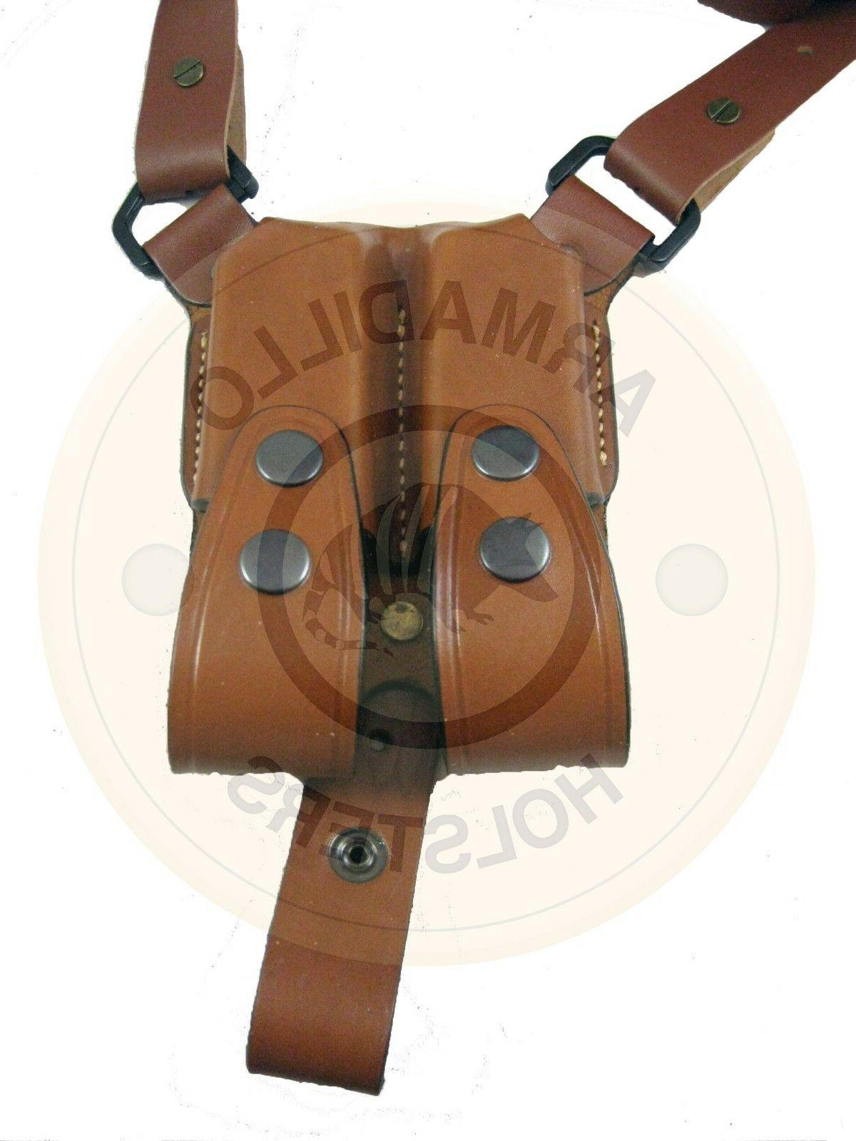 Armadillo Tan Vertical Shoulder for XD P2V-XD
