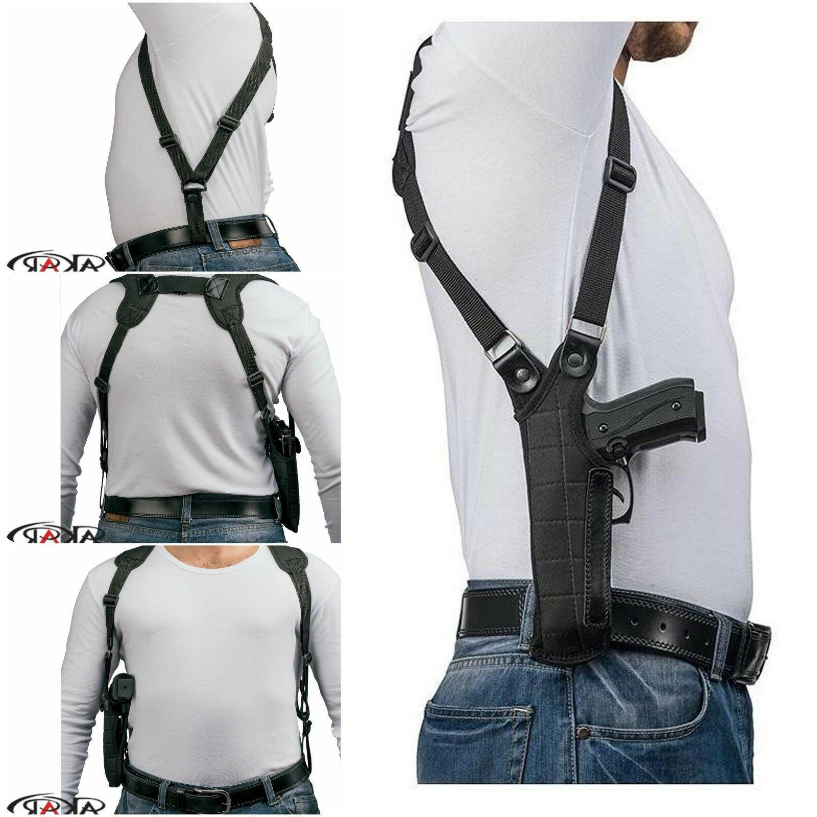 right hand vertical shoulder holster fits 1911