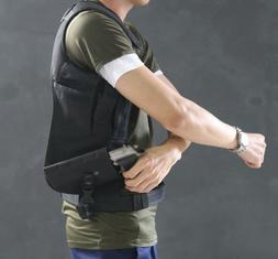 Left Arm Underarm Shoulder gun Holster Pistol handgun Holder