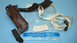 LEFT HAND SMITH & WESSON SHOULDER HOLSTER 43 59 LH FITS S &