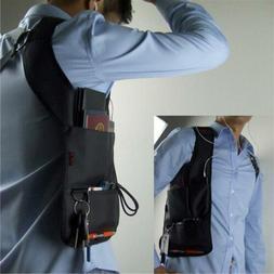 Hidden Underarm Holster Anti-Theft Single Shoulder Bag Card