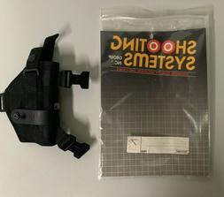 Elite Survival Systems Mod/Ambi Shoulder Holster, Size 7, Bl
