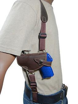 NEW Barsony Brown Leather Shoulder Holster for KAHR Beretta