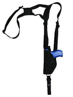 New Barsony Vertical Shoulder Holster for Ruger Compact, Sub