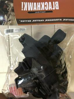 Blackhawk Nylon Angle Draw Shoulder Holster Glock 17, 19 Bla