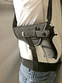 Nylon Shoulder Holster for Ruger P89, P91. MADE IN USA