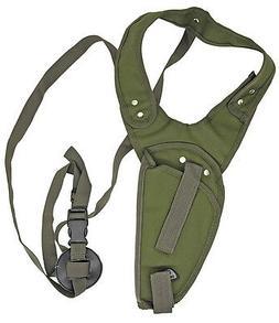 OD Green Gun Vertical Shoulder Holster Hunting BB Airsoft Pi